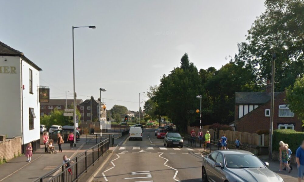 Wolstanton driving test route