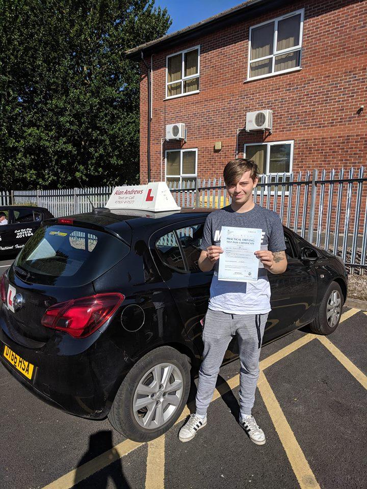 Alan Andrews Driving Instructor 1