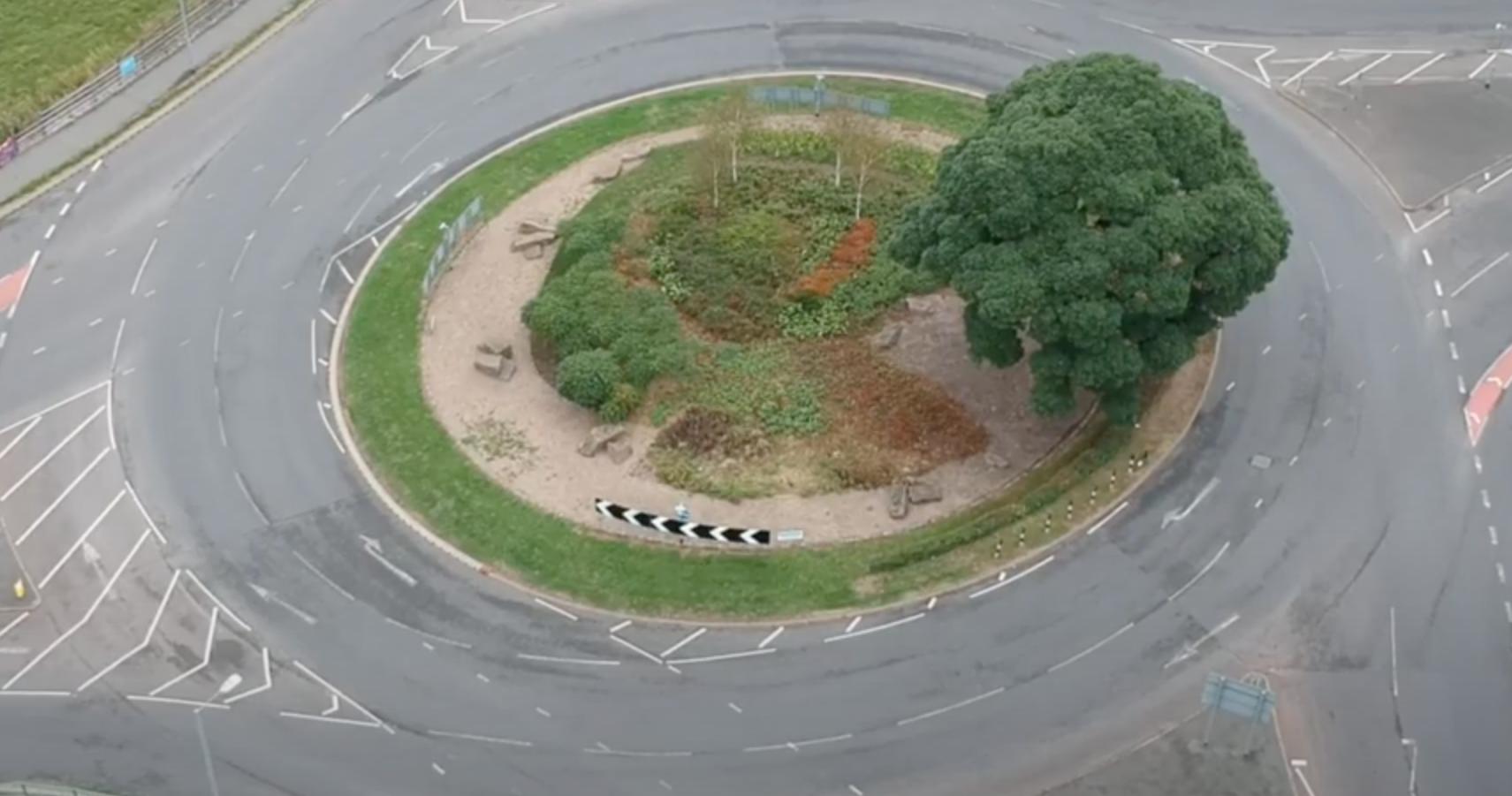 Keele Roundabout