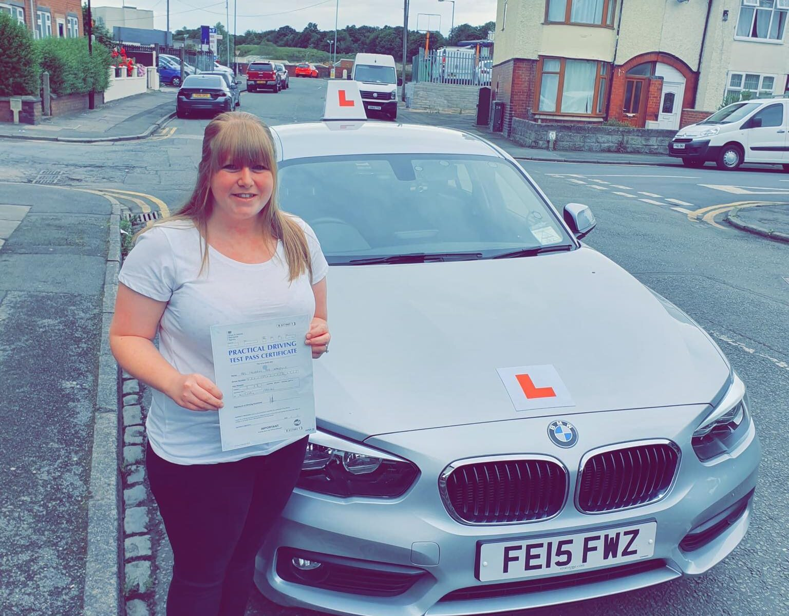 Dale Automatic Driving Instructor