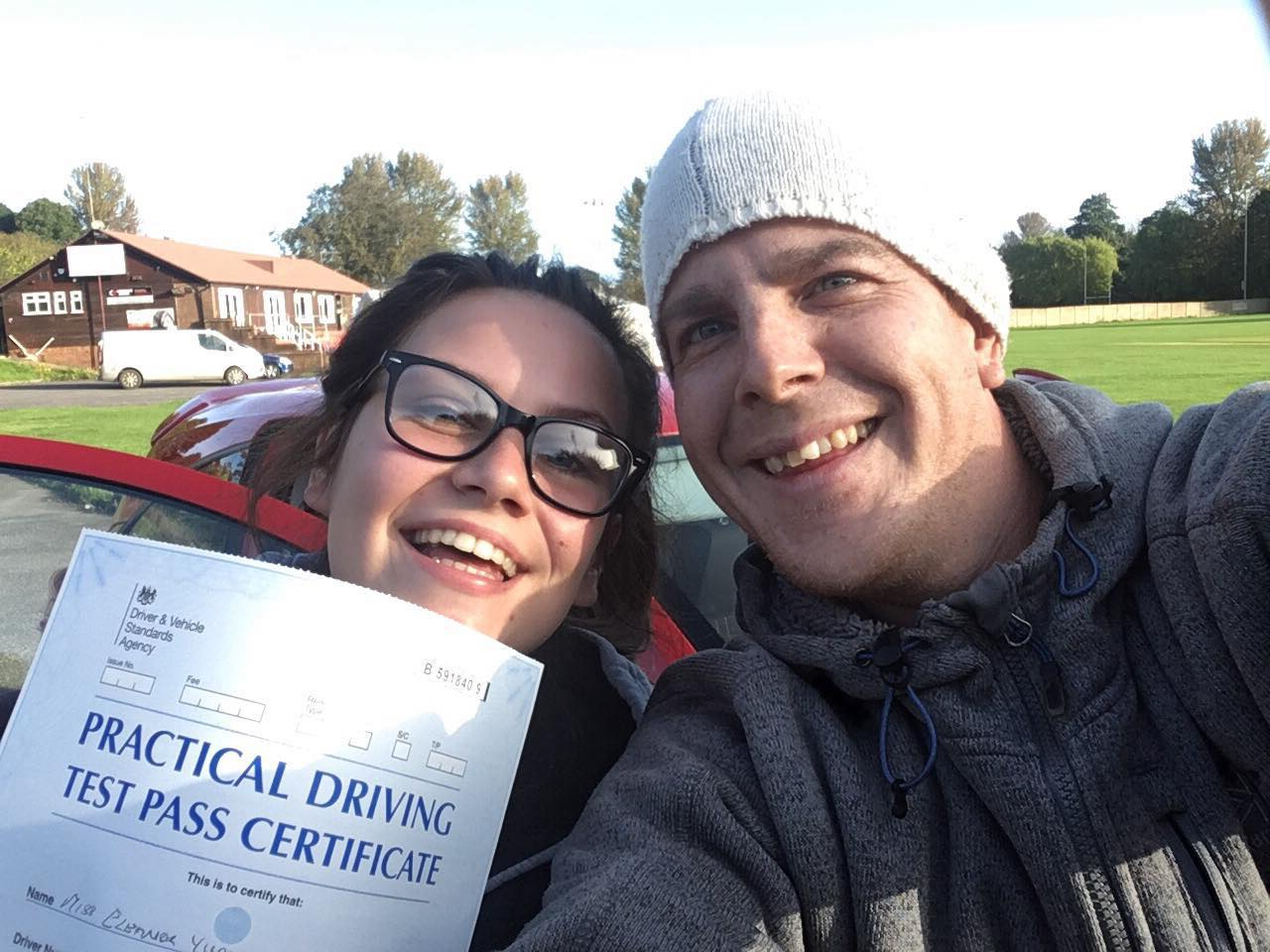 Pass First Time With Stoke Driving School