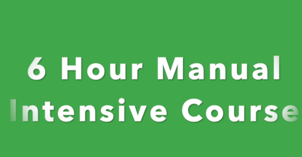 6 Hour Manual Re test Course 2