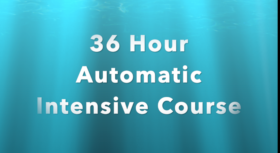 36 Hour Automatic Intensive Course