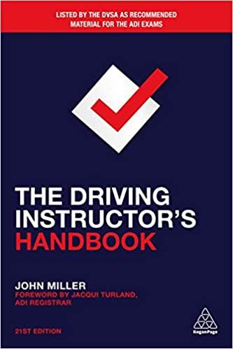 Driving Instructors Handbook 2