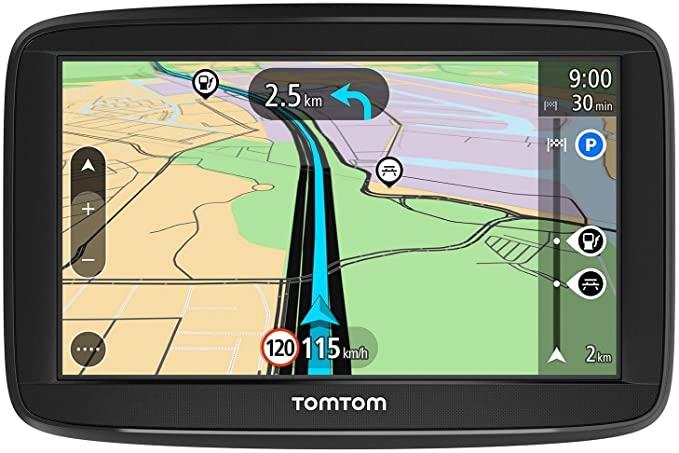 TomTom Car Sat Nav Start 52 2